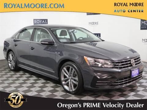 2017 Volkswagen Passat for sale at Royal Moore Custom Finance in Hillsboro OR