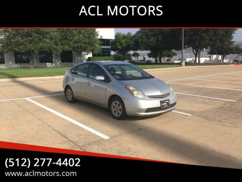 2007 Toyota Prius for sale at ACL MOTORS in Austin TX