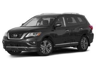 2017 Nissan Pathfinder for sale at Bourne's Auto Center in Daytona Beach FL