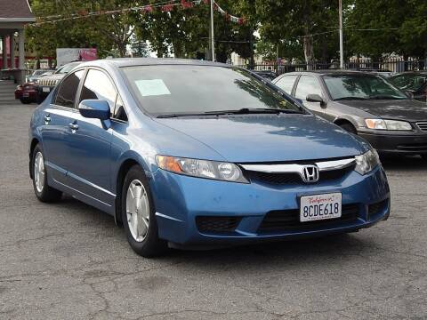 2010 Honda Civic for sale at Crow`s Auto Sales in San Jose CA