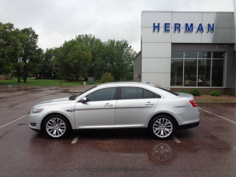 2016 Ford Taurus for sale at Herman Motors in Luverne MN