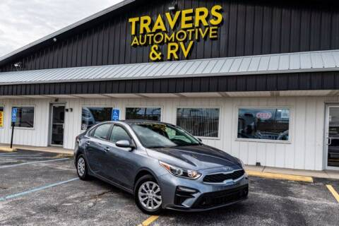 2020 Kia Forte for sale at TRAVERS GMT AUTO SALES - Traver GMT Auto Sales West in O Fallon MO