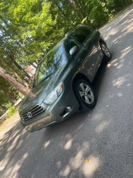 2008 Toyota Highlander for sale at Amana Auto Care Center in Raleigh NC