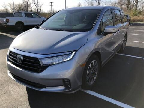 2021 Honda Odyssey for sale at White's Honda Toyota of Lima in Lima OH