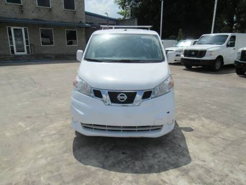 2015 Nissan NV200 for sale at Lone Star Auto Center in Spring TX