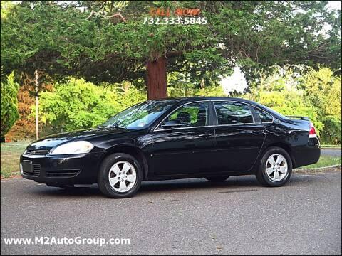 2007 Chevrolet Impala for sale at M2 Auto Group Llc. EAST BRUNSWICK in East Brunswick NJ