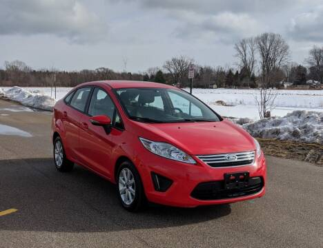 2013 Ford Fiesta for sale at Budget City Auto Sales LLC in Racine WI
