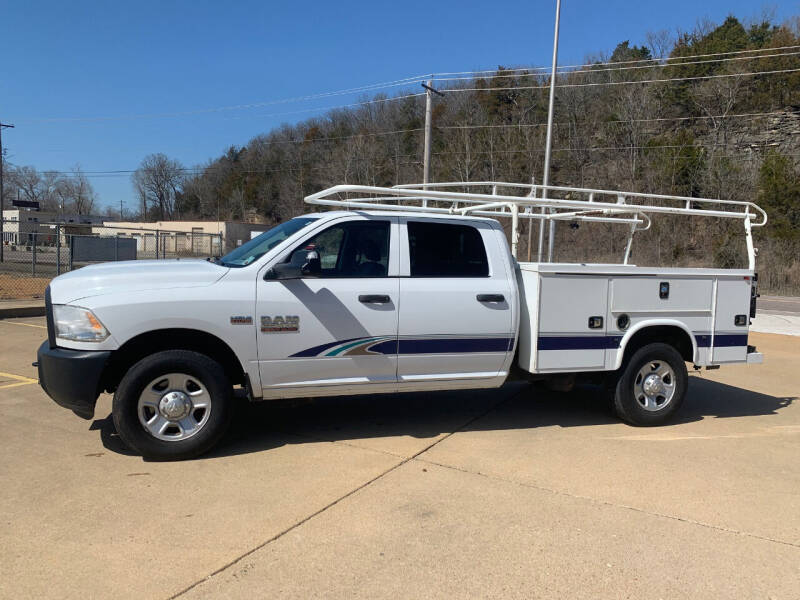 2014 RAM Ram Pickup 2500 for sale at MotoMafia in Imperial MO