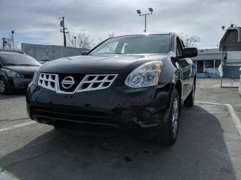 2012 Nissan Rogue for sale at Best Deal Auto Sales in Stockton CA