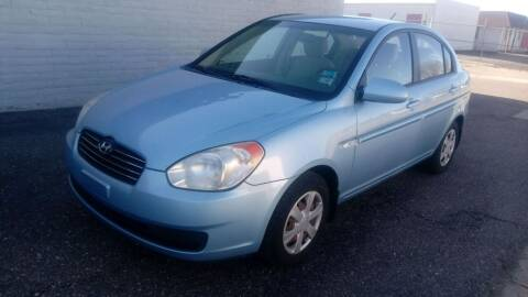 2007 Hyundai Accent for sale at Red Rock's Autos in Denver CO