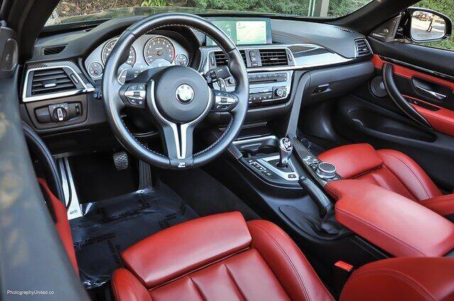 2018 BMW M4 2dr Convertible - Atlanta GA