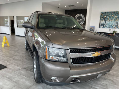 2012 Chevrolet Tahoe for sale at Evolution Autos in Whiteland IN