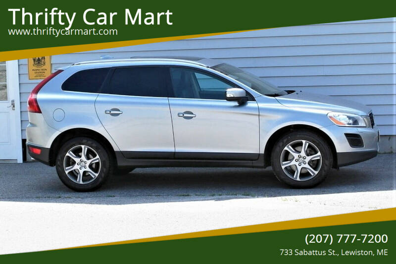2013 Volvo XC60 for sale at Thrifty Car Mart in Lewiston ME