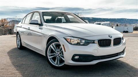 2017 BMW 3 Series for sale at MUSCLE MOTORS AUTO SALES INC in Reno NV