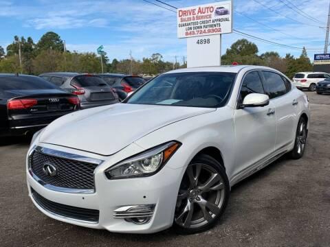 2015 Infiniti Q70L for sale at Drive Auto Sales & Service, LLC. in North Charleston SC