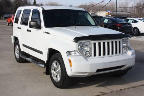 2012 Jeep Liberty for sale at Sandusky Auto Sales in Sandusky MI