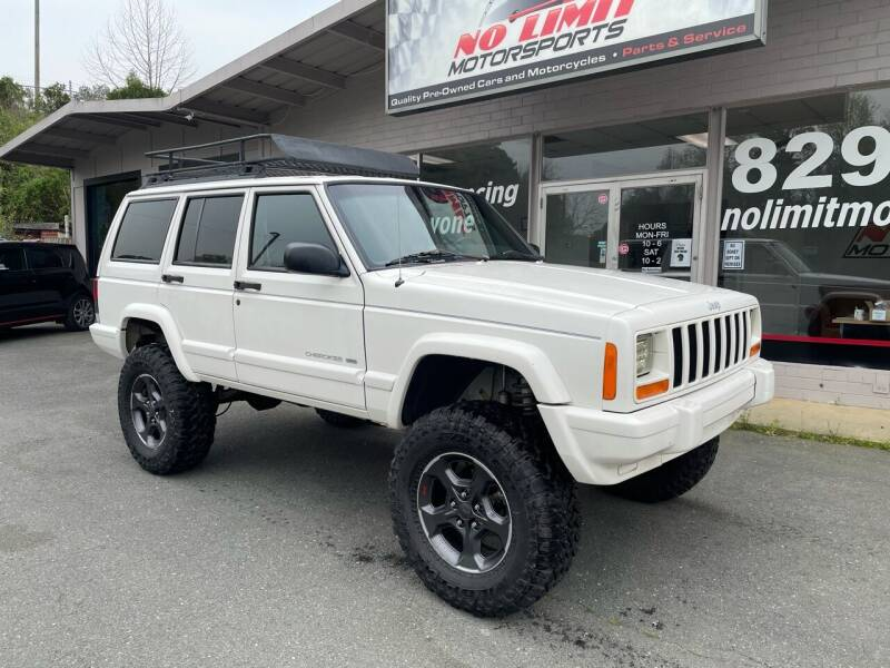 1999 Jeep Cherokee for sale at NO LIMIT MOTORSPORTS in Belmont NC