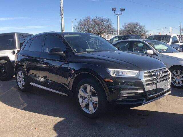 2018 Audi Q5 for sale at SOUTHFIELD QUALITY CARS in Detroit MI