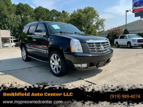 2008 Cadillac Escalade for sale at Smithfield Auto Center LLC in Smithfield NC