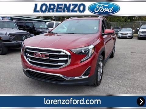 2019 GMC Terrain for sale at Lorenzo Ford in Homestead FL