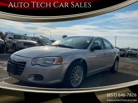 2006 Chrysler Sebring for sale at Auto Tech Car Sales in Saint Paul MN