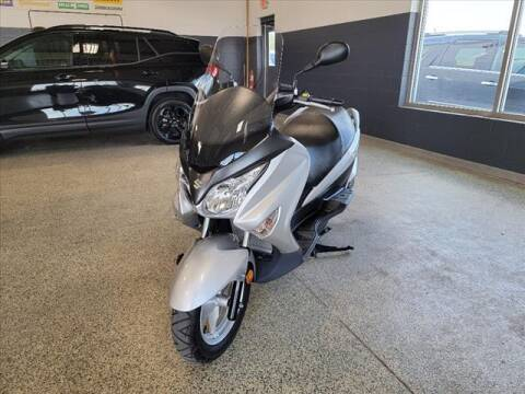 2014 Suzuki AN400 for sale at Meyer Motors in Plymouth WI