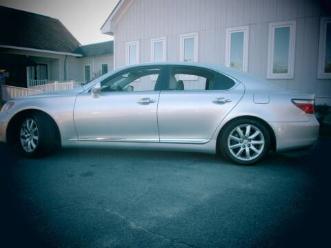 2009 Lexus LS 460 for sale at Beckham's Used Cars in Milledgeville GA
