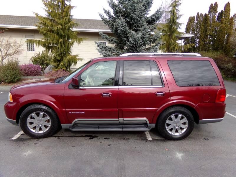 2004 Lincoln Navigator for sale at Signature Auto Sales in Bremerton WA