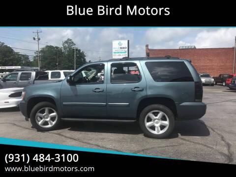 2008 Chevrolet Tahoe for sale at Blue Bird Motors in Crossville TN