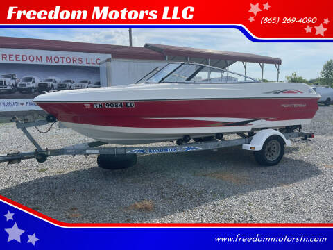 2001 Monterey Edge 180 for sale at Freedom Motors LLC in Knoxville TN