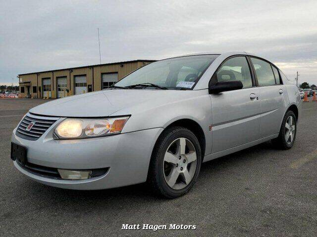 2006 Saturn Ion for sale at Matt Hagen Motors in Newport NC