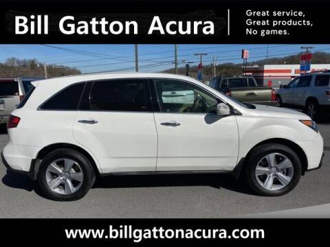 2012 Acura MDX for sale at Bill Gatton Used Cars - BILL GATTON ACURA MAZDA in Johnson City TN
