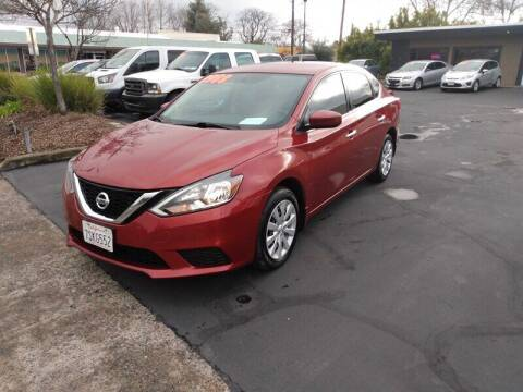 2016 Nissan Sentra for sale at Nor Cal Auto Center in Anderson CA
