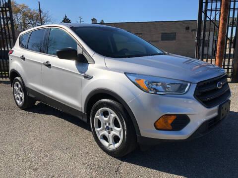 2017 Ford Escape for sale at SKY AUTO SALES in Detroit MI
