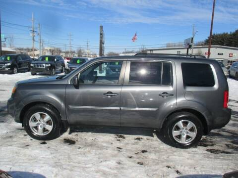 2011 Honda Pilot for sale at Home Street Auto Sales in Mishawaka IN