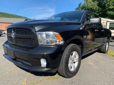 2018 RAM Ram Pickup 1500 for sale at Worthington Air Automotive Inc in Williamsburg MA
