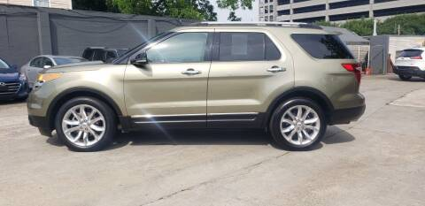 2012 Ford Explorer for sale at On The Road Again Auto Sales in Doraville GA
