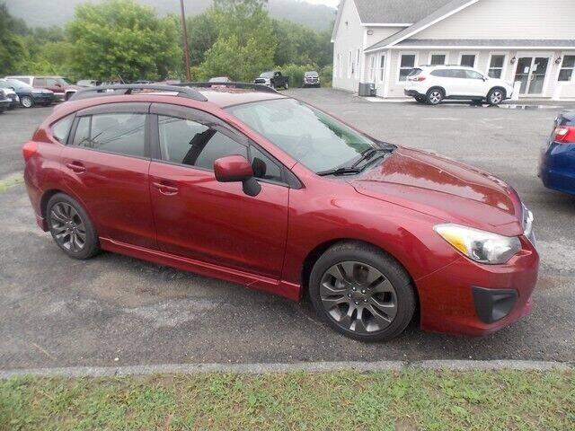 2012 Subaru Impreza for sale at Bachettis Auto Sales in Sheffield MA