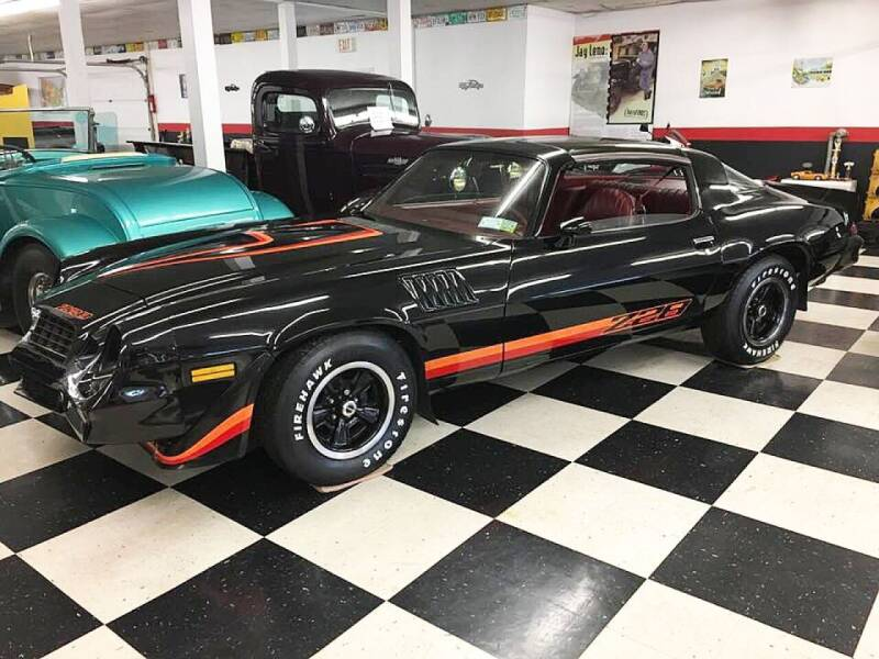 1979 Chevrolet Camaro for sale at AB Classics in Malone NY