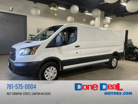 2017 Ford Transit Cargo for sale at DONE DEAL MOTORS in Canton MA