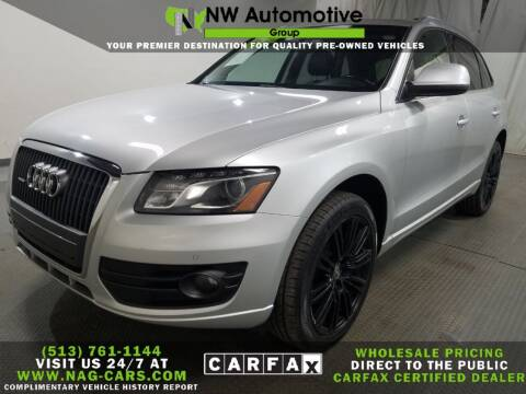 2012 Audi Q5 for sale at NW Automotive Group in Cincinnati OH
