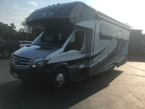 2016 Mercedes-Benz Sprinter Cab Chassis for sale at Hoss Sage City Motors, Inc in Monticello IL