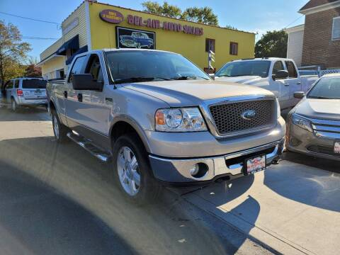 2006 Ford F-150 for sale at Bel Air Auto Sales in Milford CT