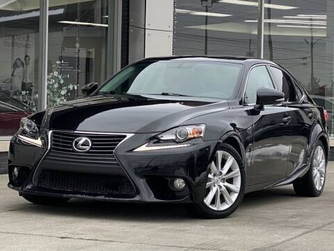 2014 Lexus IS 250 for sale at Carmel Motors in Indianapolis IN