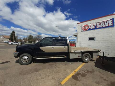 2000 Ford F-350 Super Duty for sale at Tower Motors in Brainerd MN