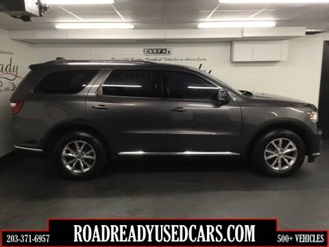 2014 Dodge Durango for sale at Road Ready Used Cars in Ansonia CT
