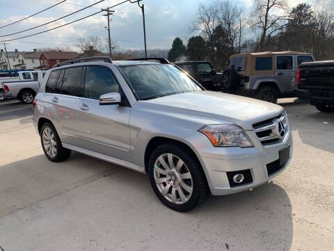 2012 Mercedes-Benz GLK for sale at Twin Rocks Auto Sales LLC in Uniontown PA