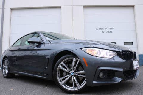 2017 BMW 4 Series for sale at Chantilly Auto Sales in Chantilly VA