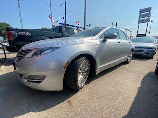 2013 Lincoln MKZ for sale at Car Depot in Detroit MI
