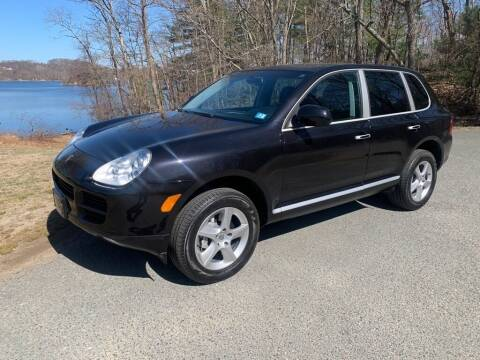 2005 Porsche Cayenne for sale at Elite Pre-Owned Auto in Peabody MA